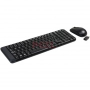 Kit Combo Teclado Y Mouse Inalambricos Logitech Mk220, Usb