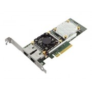 Dell QLogic 57810 Dual Port 10Gb Base-T Low Profile Network Adapter,CusKit