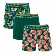 Muchachomalo Boxershorts Digital Nature 3-pack