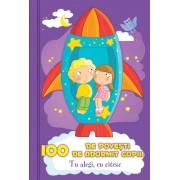 100 de povesti de adormit copii - 50 de jetoane fata-verso