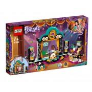 Set de constructie LEGO Friends Concursul de talente al Andreei