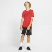 Футболка для тренинга с коротким рукавом и графикой для мальчиков Nike Breathe