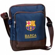 FC Barcelona válltáska, 18x6x22cm