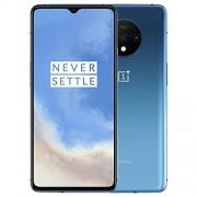 Oneplus 7T HD1907, 8 GB RAM + 128 GB de memoria, GSM 4G LTE desbloqueado de fábrica para AT&T T-Mobile, Single Sim, modelo estadounidense (azul glaciar)