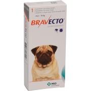 BRAVECTO 250mg 4.5-10kg X 1 tableta MSD