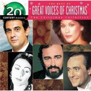 Video Delta V/A - Best Of Great Voices: Christmas Collection-20th Ce - CD