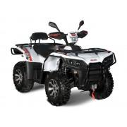 Quad HY 710S 4X4 - HYTRACK - Blanc