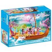 Playmobil Fairies, Nava cu zane