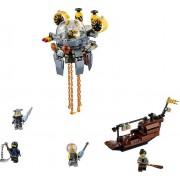 Lego 70610 fliegen Quallen u-Boot
