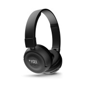 Casti on-ear JBL T450 Bluetooth cu microfon (Albastru)