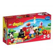 Lego O desfile de aniversário do Mickey e da Minnie 10597