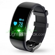 yyd21 slimme armband / smart watch / activiteit trackerlong standby / stappentellers / hartslagmeter / wekker / afstand volgen /