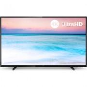 "Телевизор Philips 43PUS6504 - 43"" 4K UHD HDR, SmartTV"