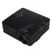 H80 Portable LED Projector 640x480 Pixels Supports Full HD 1080P LED Projector Video Home Theater