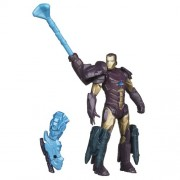 Marvel Iron Man 3 Avengers Initiative Assemblers Interchangeable Armor System Stealth Tech Iron Man