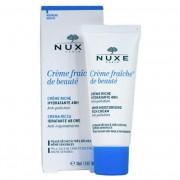 Nuxe creme fraiche de beauté 48 hr crema ricca idratante 30 ml