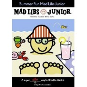 Summer Fun Mad Libs Junior, Paperback
