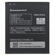 Original Lenovo Mobile Battery BL198 For S880 K860 K860i S880i S890 A830 A850 2250mAh