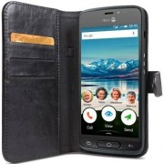 Doro Wallet Case Doro 8040 - Svart