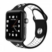 """""""DM09 Plus Impermeable 1.54"""""""" Bluetooth V4.0 Smart Watch - Negro + Gris"""""""