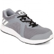 Adidas Men's Galactic Gray Sports Shoes