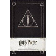 Harry Potter Deathly Hallows Hardcover Ruled Journal, Hardcover/Insight Editions
