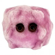Giant Microbes Peluche Cell Disease of Kiss