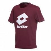 Tricou sport barbati Lotto SMART TEE JS visiniu S