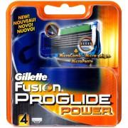 Gillette Náhradní hlavice Gillette Fusion Proglide Power 2 ks