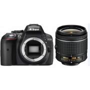 NIKON D5300 + 18-55mm AF-P VR + 55-200mm VR II