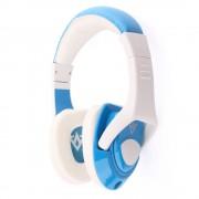Слушалки Vykon MQ44 за мобилни устройства с микрофон, аудио, различни цветове - 20236
