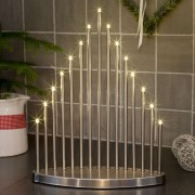 LED candleholder Tabena with a puristic design