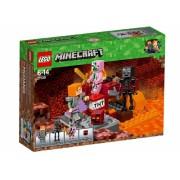 Lupta Nether 21139 LEGO Minecraft
