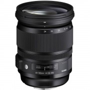 Resigilat: Sigma 24-105mm F4 DG HSM OS Art Obiectiv pentru Nikon FX - RS125008278-3