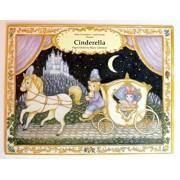 Kitty Cucumber And Friends Present; Cinderella Paper Dolls