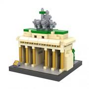 LOZ Building & Construction 9385 Brandenburg Gate Building Blocks (560 Piece)