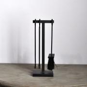 Serviteur de cheminée H:41 cm