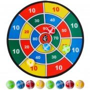 Juguetes Deportivos Dardo Tablero 360DSC - Multicolor