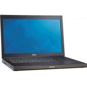 "Laptop Refurbished DELL Precision M6800 (Procesor Intel® Core™ i7 4810QM (6M Cache, up to 3.80 GHz), 17.3"", 16GB, 500 GB HDD, nVidia Quadro K4100M, Wi-Fi, Win10 Pro)"