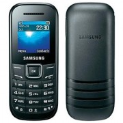 Refurbished Samsung Guru E1200 with (1 Year Warranty Bazaar Warranty )