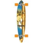 Longboard Move pin: Flat Beach 107 cm/ABEC7