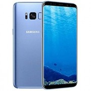 "Samsung Smartphone Samsung Galaxy S8 Sm G950f 64 Gb 4g Lte Wifi 12 Mp Dual Pixel Octa Core 5.8"" Quad Hd+ Super Amoled Refurbished Coral Blue"
