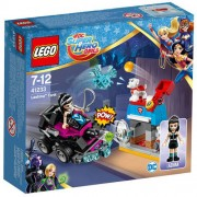 Set de constructie LEGO DC Super Hero Girls Tancul Lashina