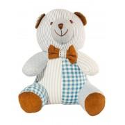 Jucarie textila U-GROW UG-AF13 Sit Teddy 22 cm