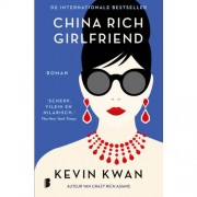 Crazy Rich Asians: China Rich Girlfriend - Kevin Kwan