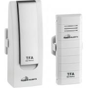 TFA WeatherHub temp. monitor Starter Set 1 met transmitter