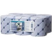 Tork Домакинска хартиена ролка Reflex™ Wiping Paper Plus Blue – system M4