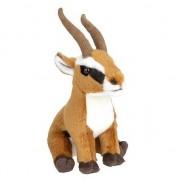 Nature Plush Planet Knuffel antilope bruin 18 cm knuffels kopen