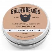 Golden Beards Baume à barbe bio Toscana