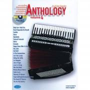 Carisch-Verlag Anthology 4 - Akkordeon Andrea Cappellari, Buch & CD
